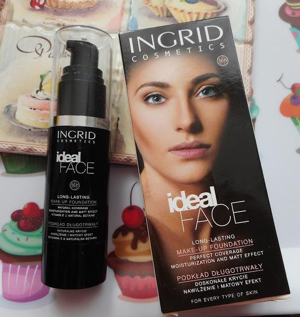 Podkład INGRID idealFACE