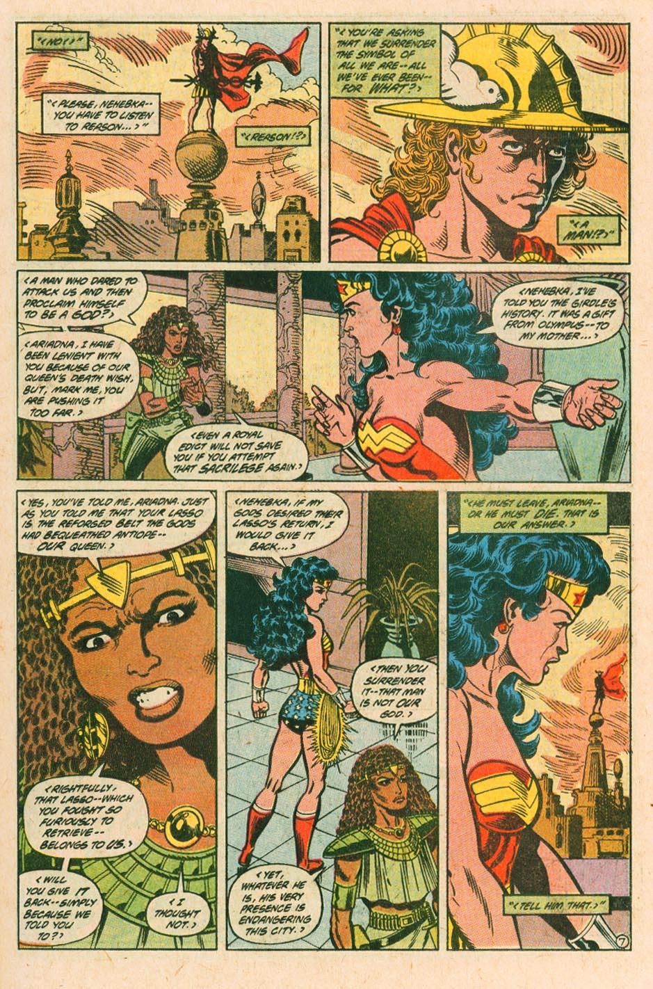 Read online Wonder Woman (1987) comic -  Issue #34 - 8