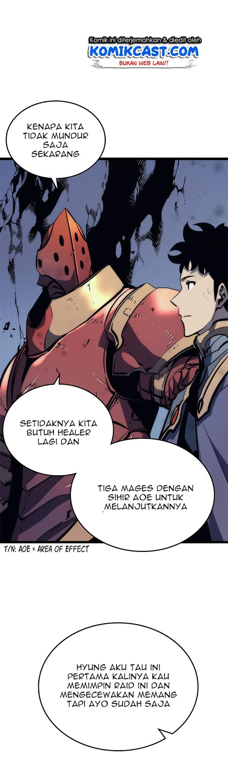 Solo Leveling Chapter 70-38