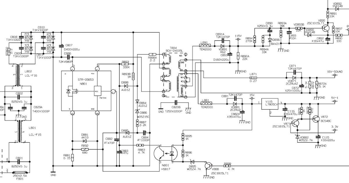 Electro help: Akira 14BM18 CTV