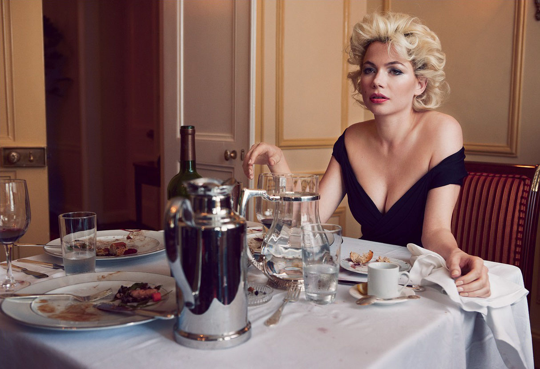 Marylin Monroe Movie starring Michelle Williams : Teaser Trailer