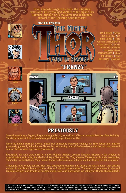 Thor (1998) Issue #65 #66 - English 2