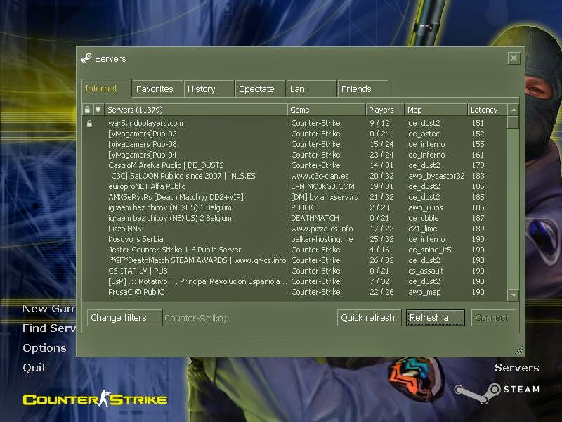 Counter Strike 1.6 Free Download Full Version For Windows ...
