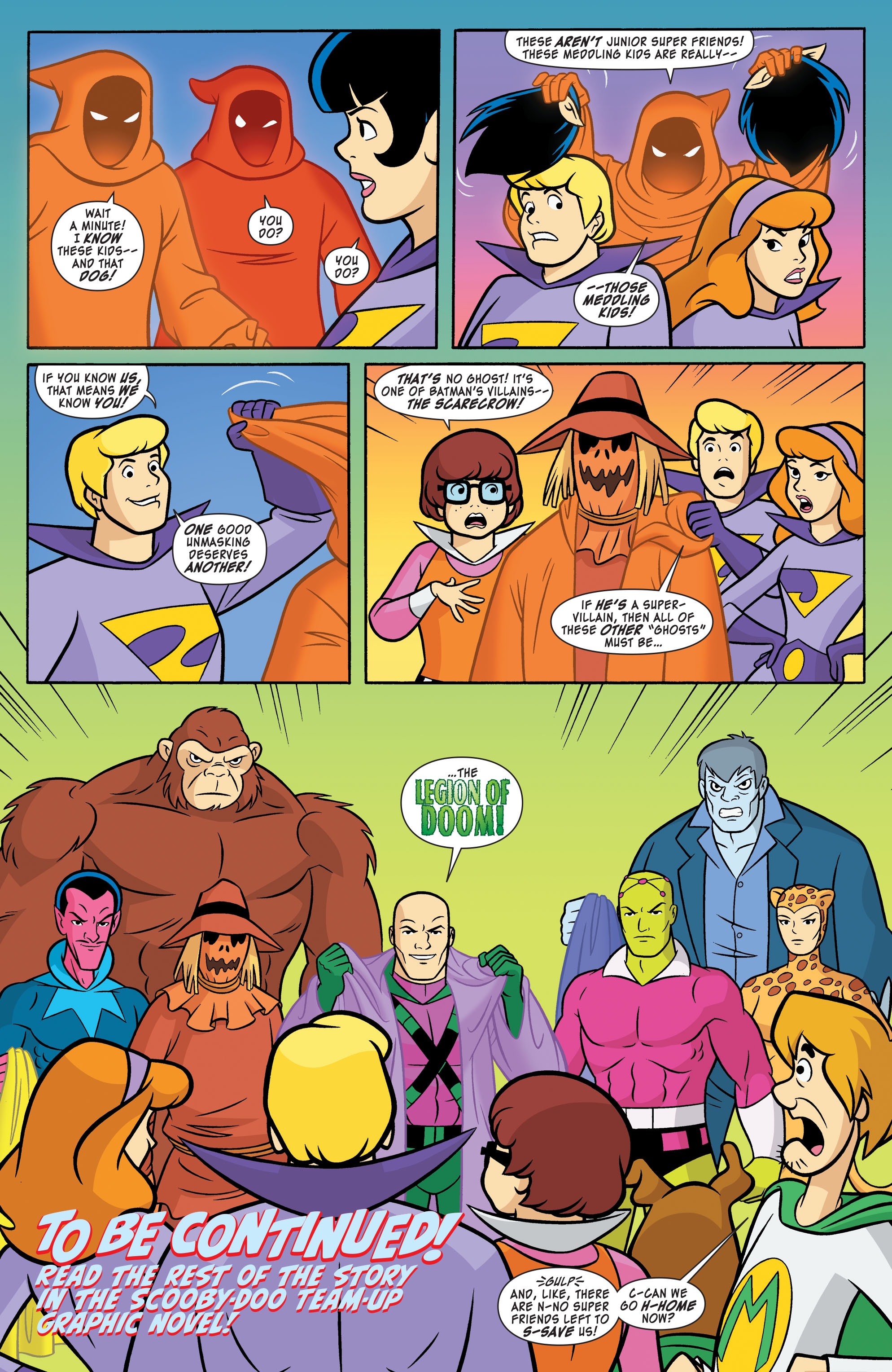Read online Scooby-Doo! Team-Up comic -  Issue # _Special - 23