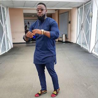 Nigerian Musican Timaya