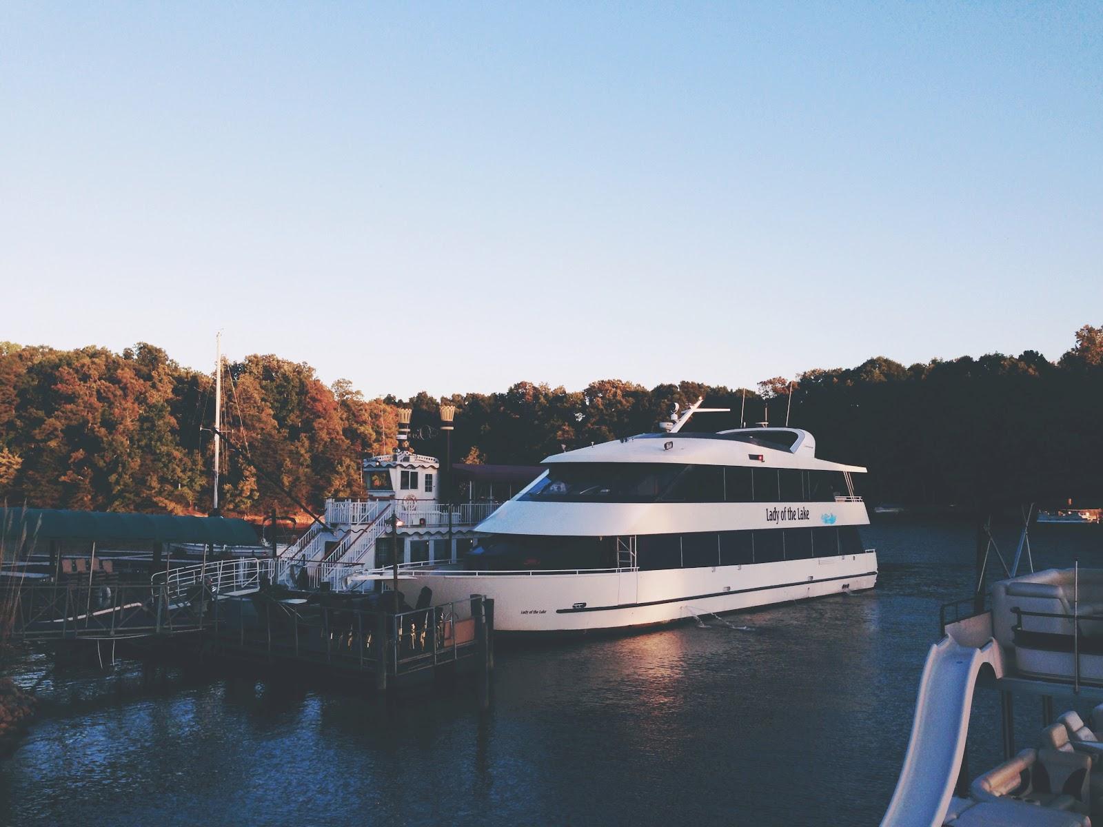 Lady of the Lake, Lake Norman, North Carolina