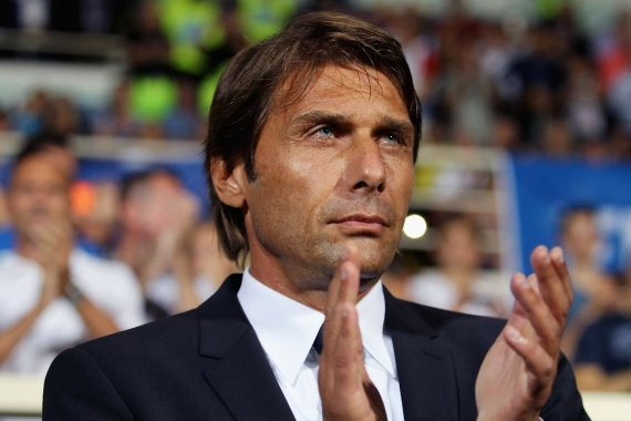 Antonio Conte has taken charge of Chelsea