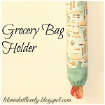 Grocery Bags Holder