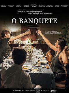 O Banquete - HDRip Nacional