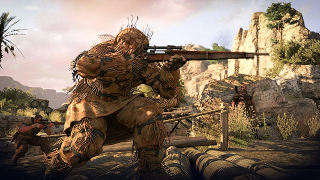 Sniper Elite 3 Complete Free Download Screenshot 2