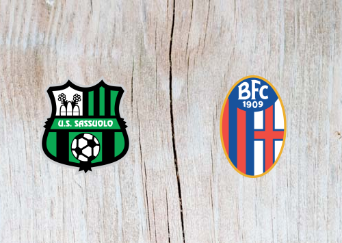 Sassuolo vs Bologna - Highlights 28 October 2018