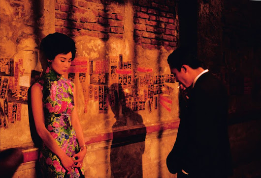 Visual & Sound Diary: In the Mood for Love (2001)