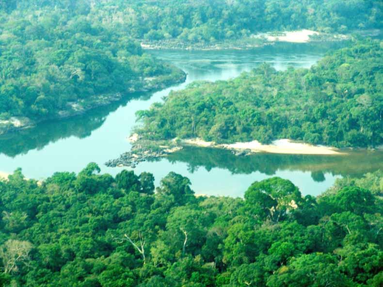 Rio Roosevelt | Rondônia