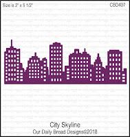 ODBD Custom City Skyline Die