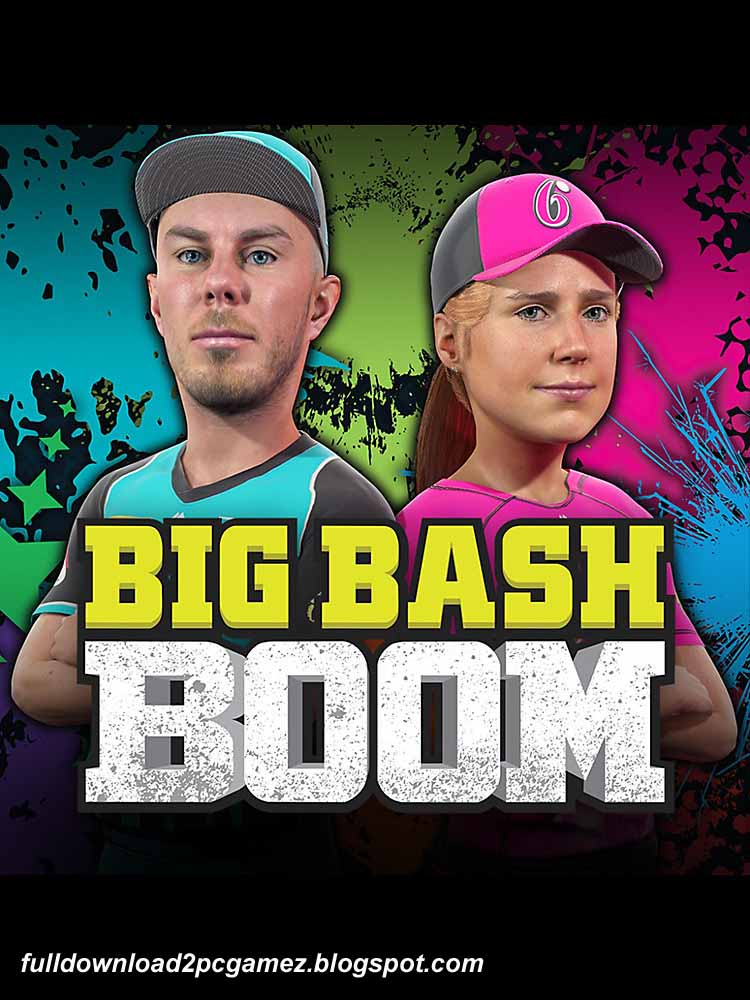 This Is A Wonderful Franchise Cricket Sports Video Game Developed And Published Big Ant S Big Bash Boom Free Download PC Game- CODEX
