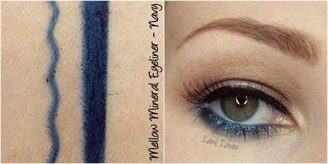 September 2015 Lust Have It Box Mellow Eyeliner review