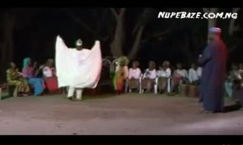 I Am Nupe people , Princess Rachel Yisa - Tsakan ( Leg Dance )
