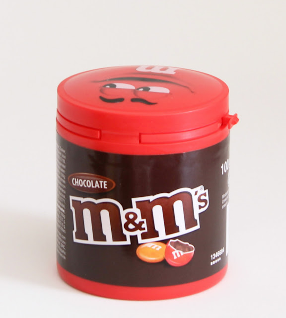 Disfrutabox junio Chocolate M&M's Peanut