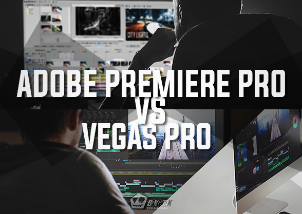 Adobe Premiere Pro Vs Vegas Pro