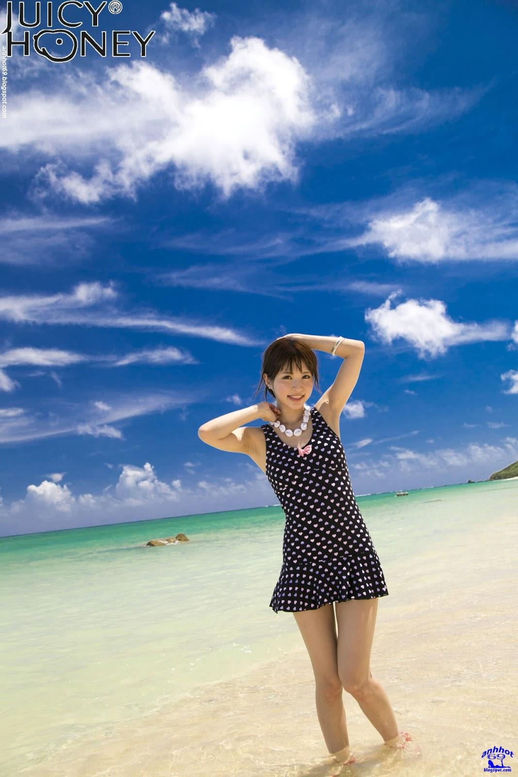 [Sugar Girl-1507292240] - Moe Amatsuka - Nữ thần biển cả