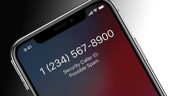تقرير : المكالمات الـ Spam زادت بنسبة 300% خلال عام