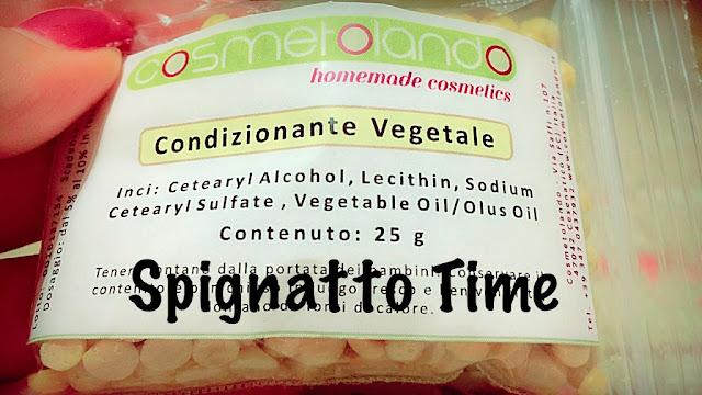 condizionante vegetale cosmetolando