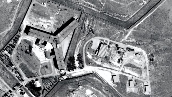 Syria hanged 13,000 in Saydnaya prison: Amnesty says