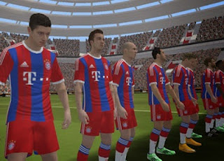 Download PES Club Manager Mod v 1.3.1 Apk + Data for Android