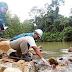 Sungai Terpai di Sungai Lembing tercemar kerana pembalakan