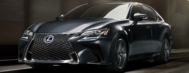 2017 Lexus GS 350 Redesign Review