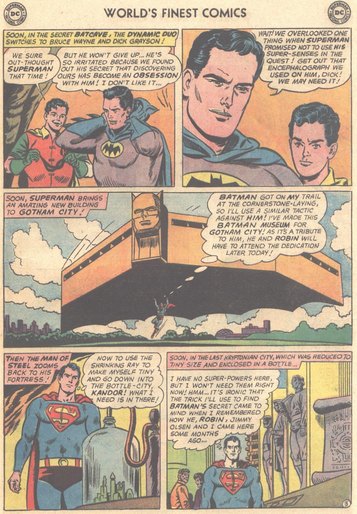 Read online World's Finest Comics comic -  Issue #149 - 17