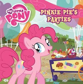 MLP Pinkie Pie's Parties Storybook Book Media