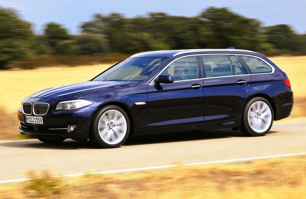 BMW 5 Series Wagon Wallpapers - BMWalls