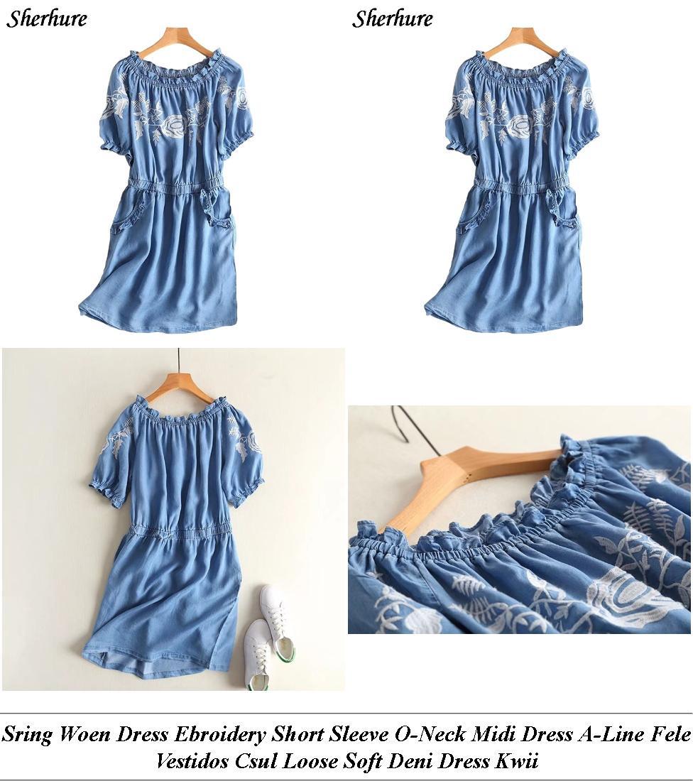 Party Dresses For Women - Dress Sale Clearance - White Dress - Cheap Clothes Online Shop