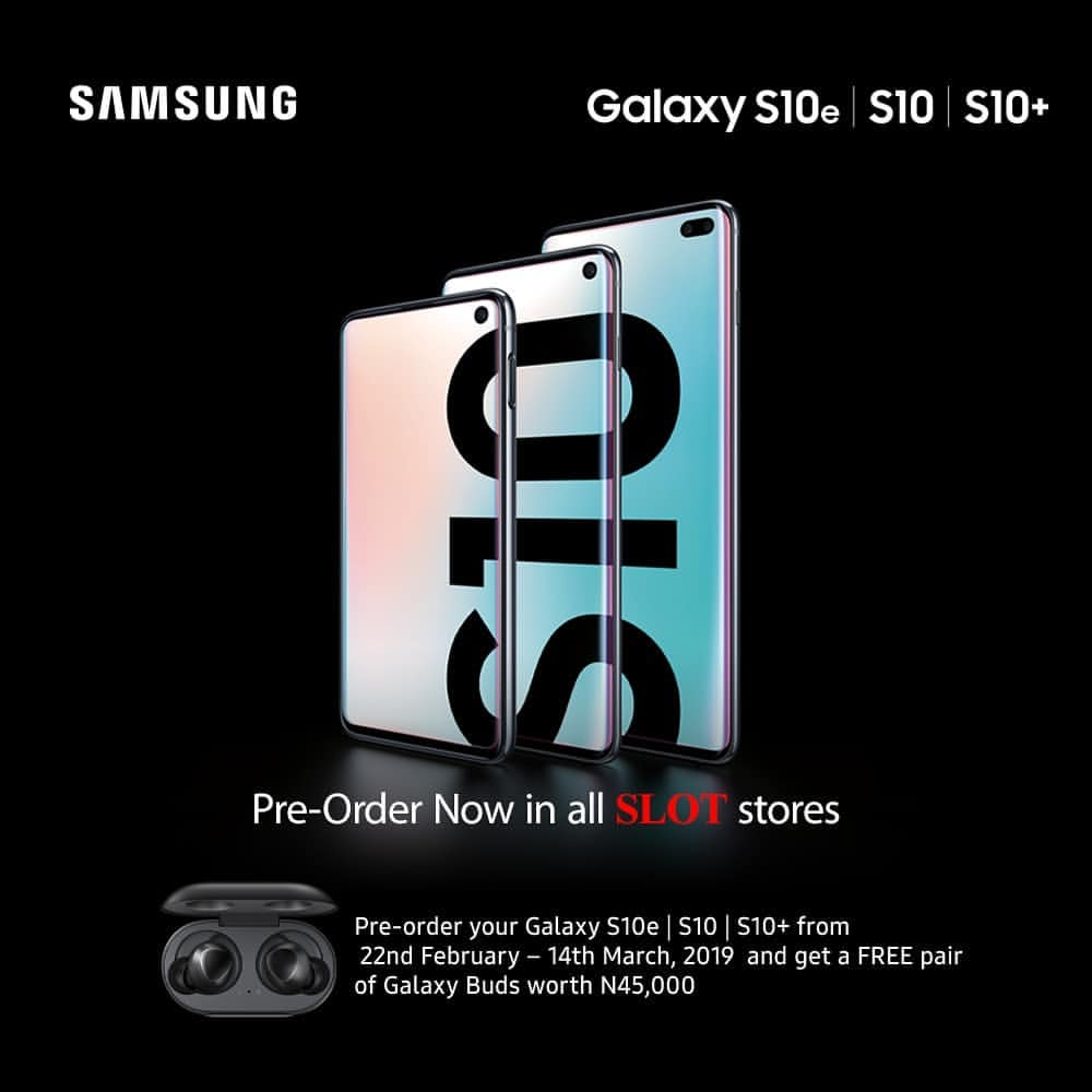 98373b5ab7 Be among the first to own a Galaxy S10e