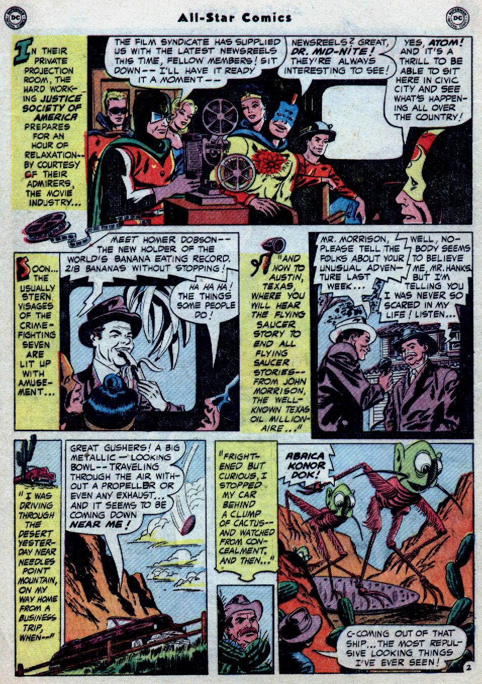 Read online All-Star Comics comic -  Issue #55 - 4