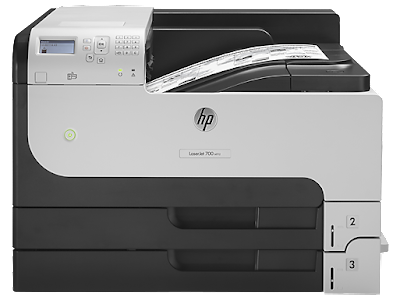 Driver HP LaserJet Enterprise 700 Printer M712n – Get & installing steps