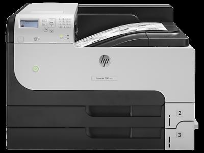 download driver HP LaserJet Enterprise 700 Printer M712n
