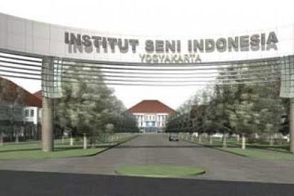 Informasi Penerimaan Mahasiswa Baru (ISI) 2020-2021