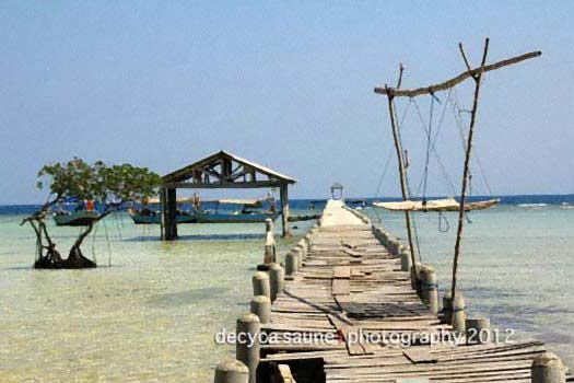 dermaga pulau biawak indramayu