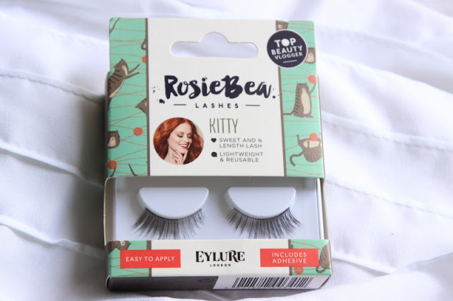Eylure Rosie Bea Eyelash Collection Review