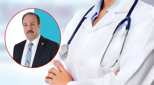 Her yere doktor ataması Bozova'ya yok
