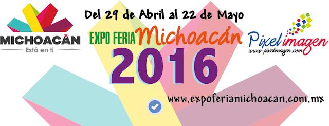 Expo feria michoacán 2016