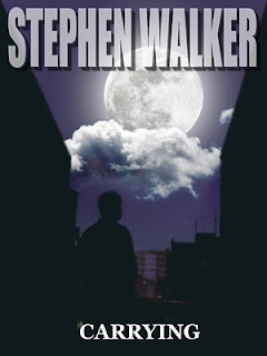 Stephen Walker, Carrying, short story, moon, relentless heliotrope, dark, fantasy, amazon, kindle, download