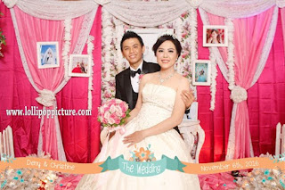 Photo Booth Wedding Depok