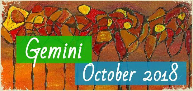 Gemini in October 2018