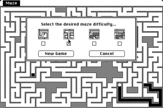 Macintosh System 1, guide tour - E