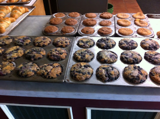 Fresh Bake Muffins at Harborview Market