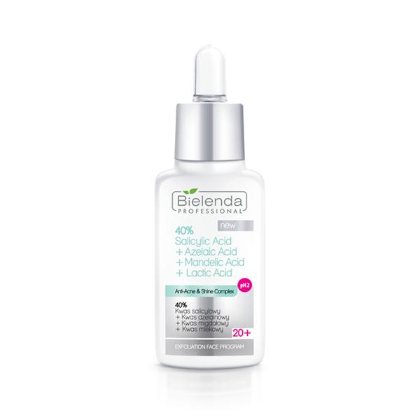 Serum Trị Mụn Bielenda Professional Anti Acne 40%