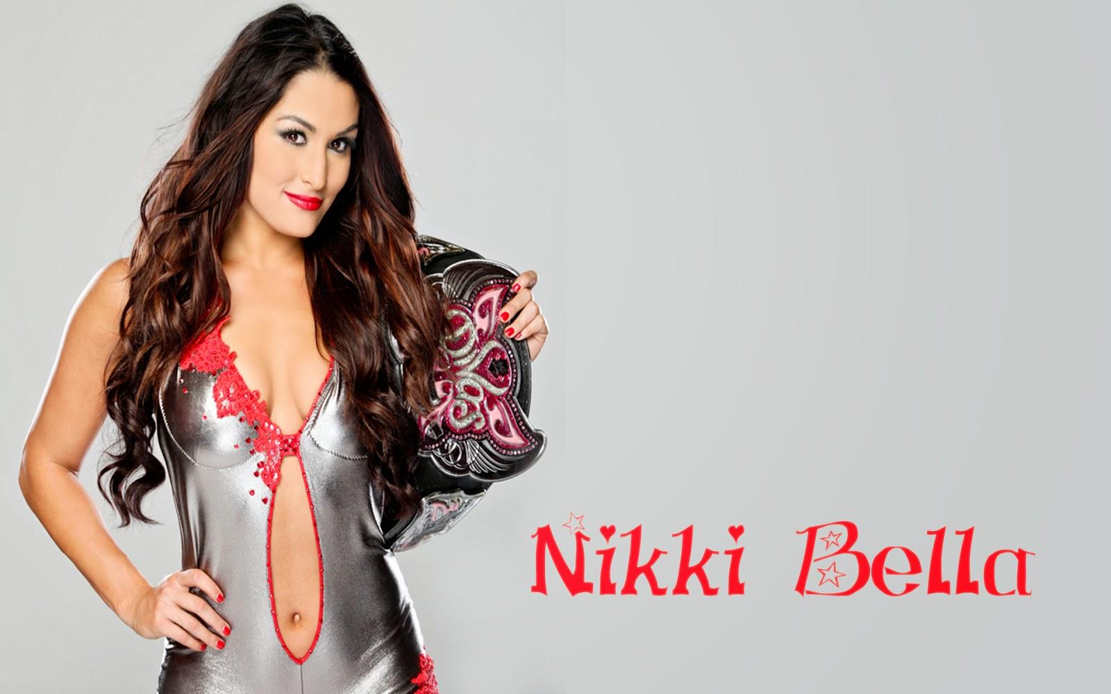 Sexy Images Of Nikki Bella